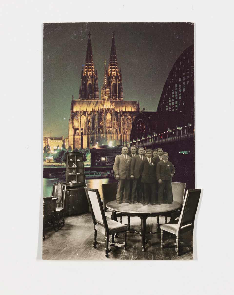die Stadtväter von Köln