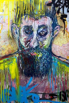 Self Portrait by Andrea Sbra Perego