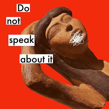 Do not speak about it by OSHO
