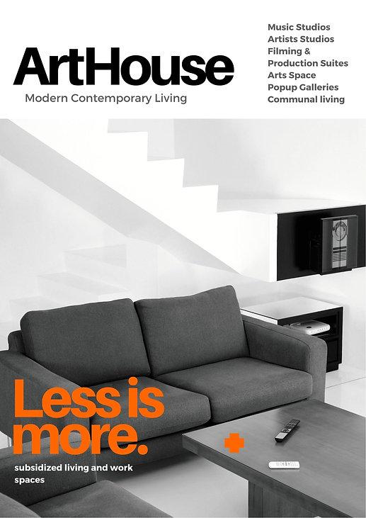 scarborough contemporary poster
