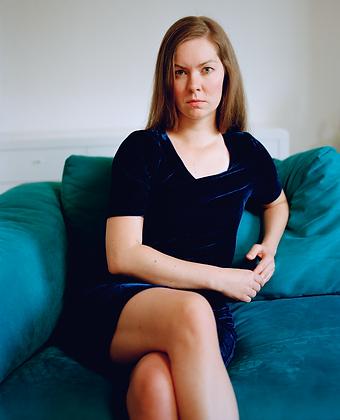 Marita No.3 by Peggy Stahnke