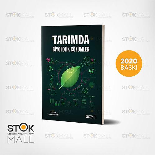 Tarımda Biyolojik Çözümler Kitabı - 2020 Yeni Baskı
