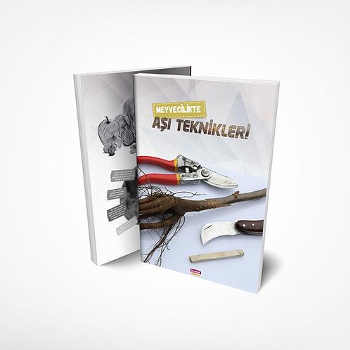 Aşı Teknikleri Kitabı | Fotoğraflı Anlatım