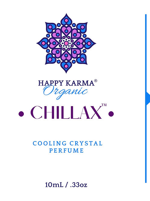 Chillax™ Perfume Oil Roller (Organic)