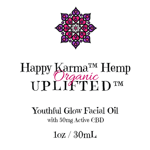 UPLIFTED™ Anti-Aging Facial Serum by Happy Karma™