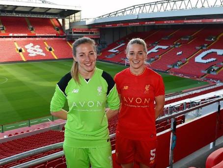 Avon patrocina equipe feminina do Liverpool