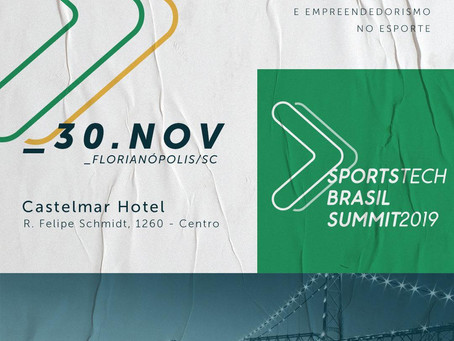 TM4 Sports realiza o 1º SportsTech Brasil Summit