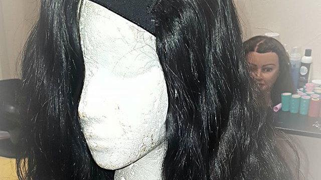 Customized U- Shaped Wig