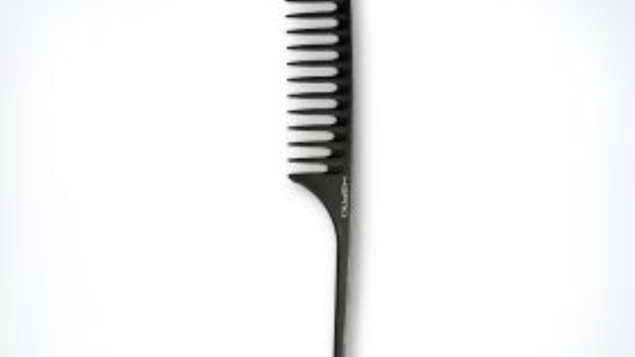 Carbon Wide Tooth Comb