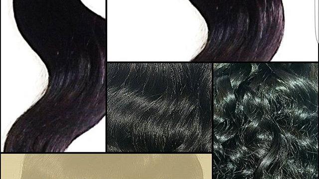 Silver Collection Virgin India Hair