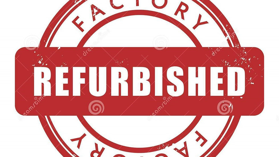 Factory Refurbished Flat Irons
