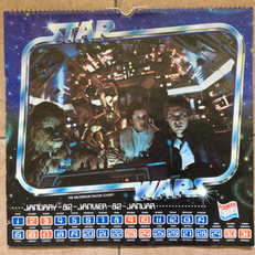1982 TESB Calendar