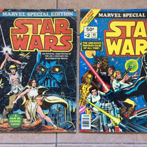 Marvel Special Edition comics
