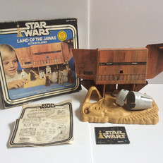 Kenner Land of the Jawas Action Playset