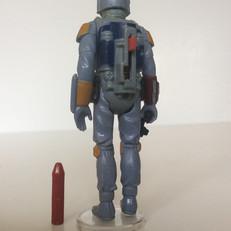 Custom Rocket-firing Boba Fett