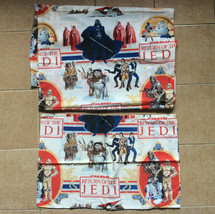 Return of the Jedi bedding, maufacturer unknown