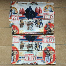 Return of the Jedi bedding, maufacturer unknown