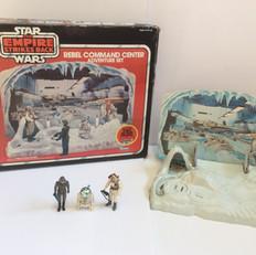 Kenner Rebel Command Center Adventure Set
