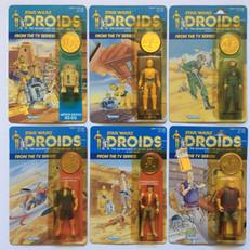 Kenner Droids range 1
