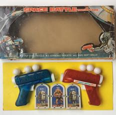 Bootleg Space Battle Target Game