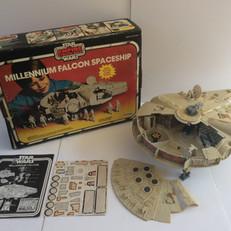 Palitoy TESB Millennium Falcon Spaceship
