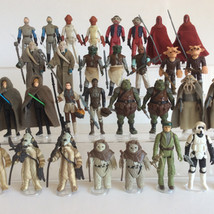 Action figures - ROTJ 1st Wave