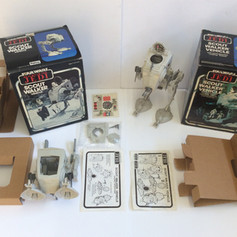 Palitoy and Bilogo Scout Walker Vehicles