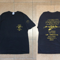 Action Vehicles Cast & Crew Tee - The Last Jedi