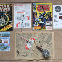 Star Wars Weekly issues 1, 2 and 3