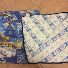 House of Ratcliffe Star Wars sleeping bag