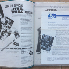 UK renewal application form and renewal reminder 1981/2