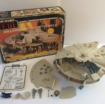 Bilogo ROTJ Millennium Falcon Spaceship