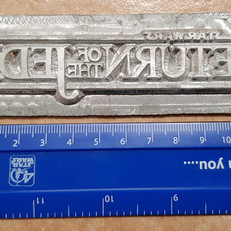 ROTJ Printing plate