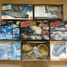 Airfix The Empire Strikes Back model kits