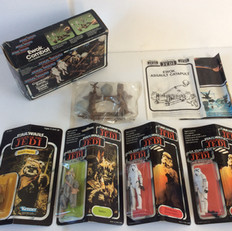 Trilogo POTF Ewok Combat Complete Playpack