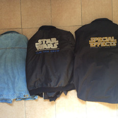 Cast & crew jackets - rear