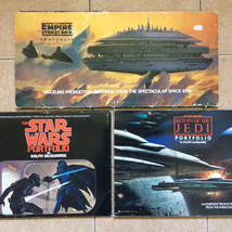 Star Wars Portfolios