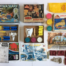 Palitoy Star Wars Play-Doh Sets