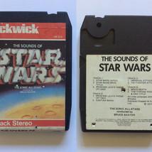 Sounds of Star Wars 8-track cassette
