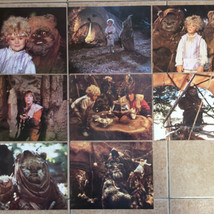 Caravan of Courage lobby cards