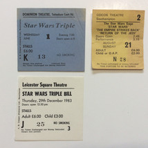 Star Wars Triple Bill screening ticket