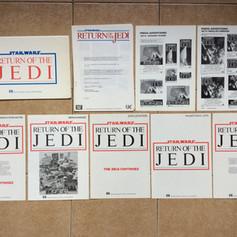 Jedi Advertising, Publicity & Promotional folder