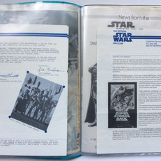Renewal reminder letters 1981/2