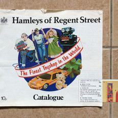 Hamleys 1979 Catalogue
