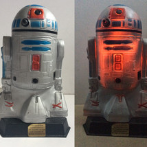 Northlight R2-D2 nightlight lamp