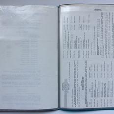 Triple Bill letter Summer 1983
