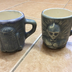 Bootleg ceramic mugs