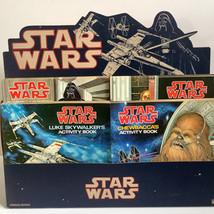 Admiral Star Wars Activity Books Store Display