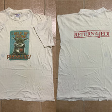 Return of the Jedi I Hold Up Under Pressure crew tee shirt