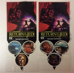ROTJ cinema window stickers